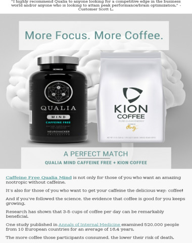 Is Your Coffee Toxic? Read This...