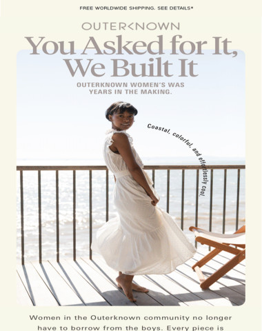 You Asked for It. We Built It!