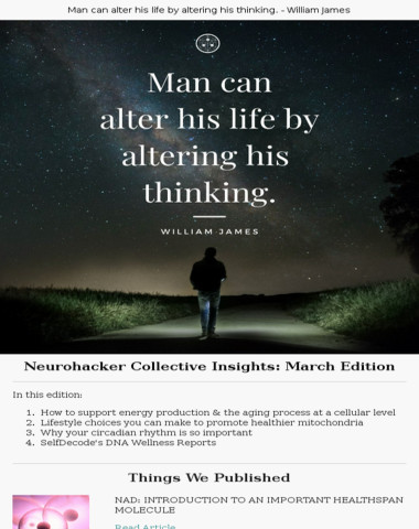Neurohacking | March Edition