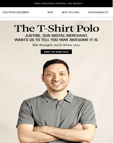 Introducing The T-Shirt Polo