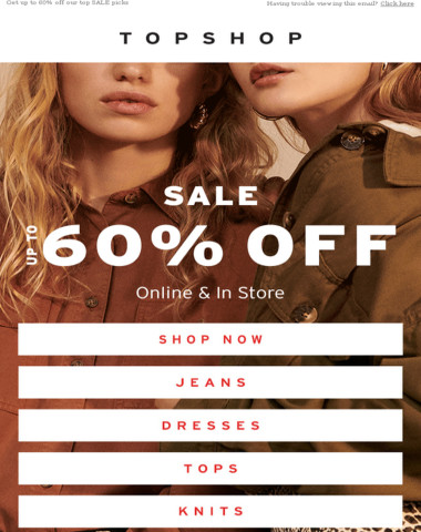 It's SALE! Here's what to buy…