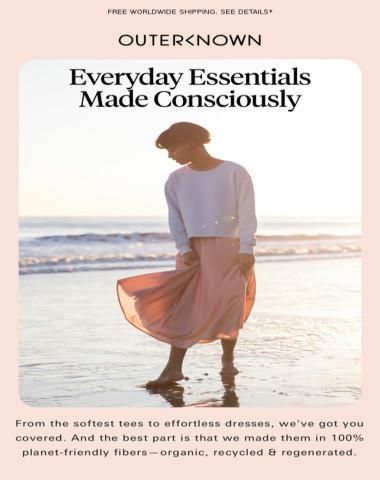 Everyday essentials made easy…