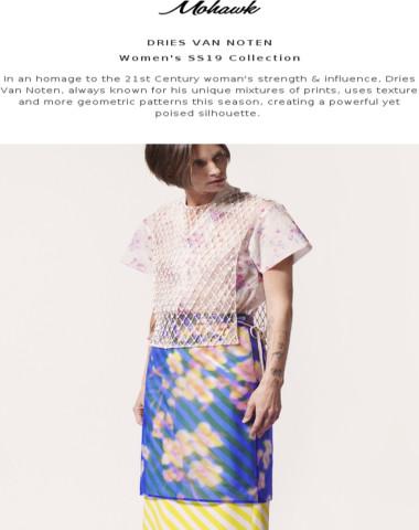 NEW ARRIVALS | Dries Van Noten Women's