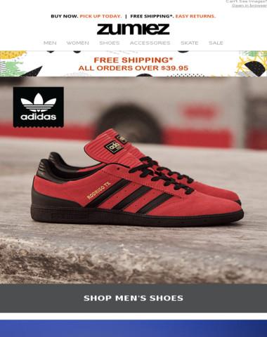 NEW SHOES ⇨ Adidas · FILA · Vans · Slides & MORE