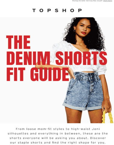 Find your perfect pair of shorts