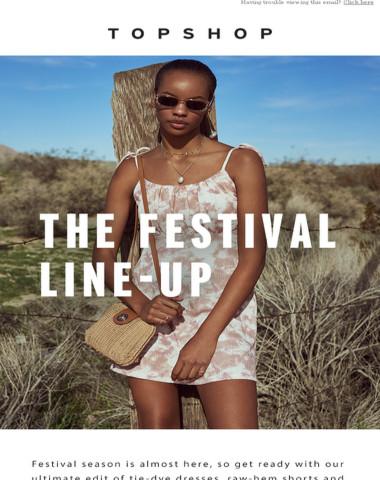 Let's talk festival dressing