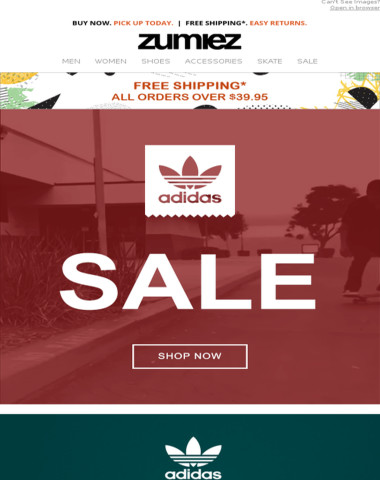 ⇨ ADIDAS SALE + New Xplorer Runners & MORE