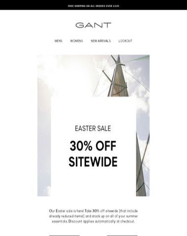 Our Easter Sale is here!