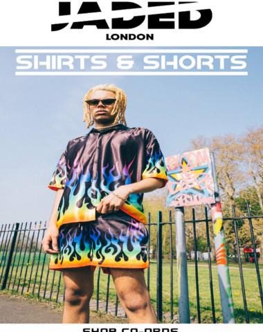 Shirts & Shorts?