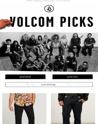 Volcom picked this Frickin Modern Stretch Chino Pants - Black just for you!