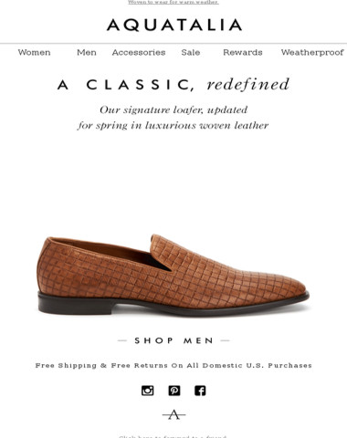 The Streamlined Loafer