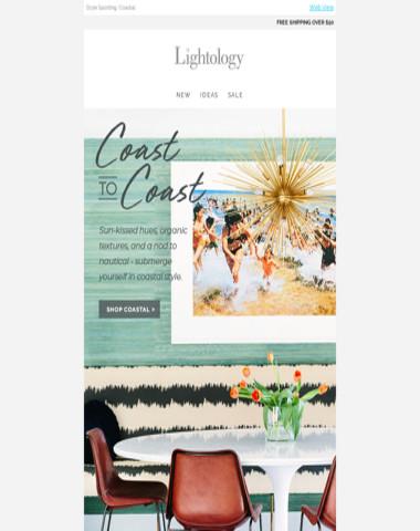 Style Spotting: Coastal