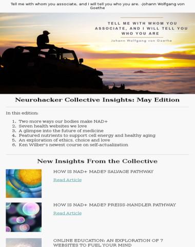 Neurohacking | May Edition