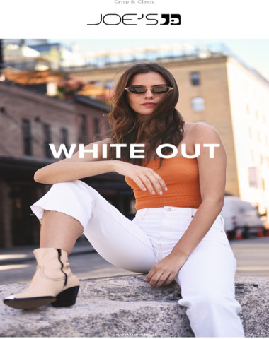 This Just In: New White Styles