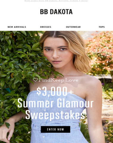 This $3k Giveaway Will Make Your Summer☀️