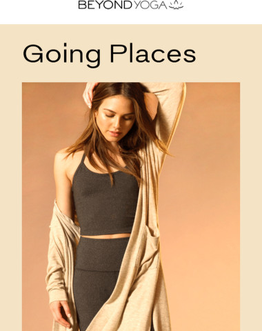 OOO: You Are Going Places