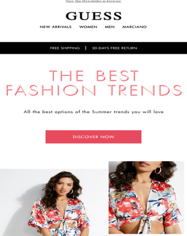 Buy now or regret later: the unmissable trends for Summer