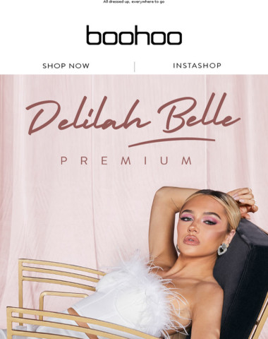 The Delilah Belle Premium Collection ✨