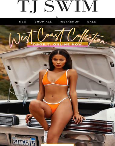 NEW ARRIVALS ? West Coast Drop 3 Online Now!