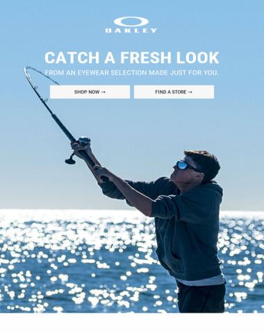 Eyewear Selection - Catch A Fresh Look