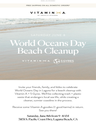 Celebrate World Oceans Day with Us!