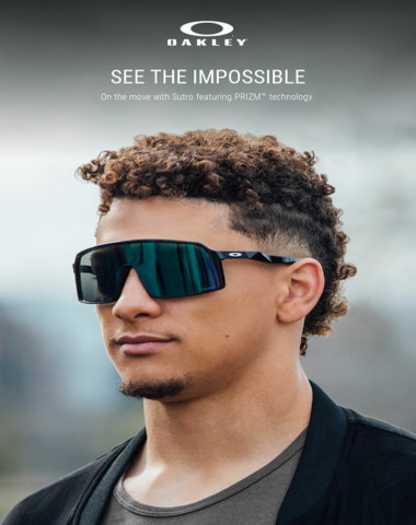 Patrick Mahomes II In Sutro - See The Impossible