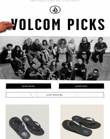 Volcom picked this ROCKER 2 SNDL just for you!