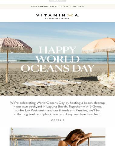 Calling All Ocean Lovers!