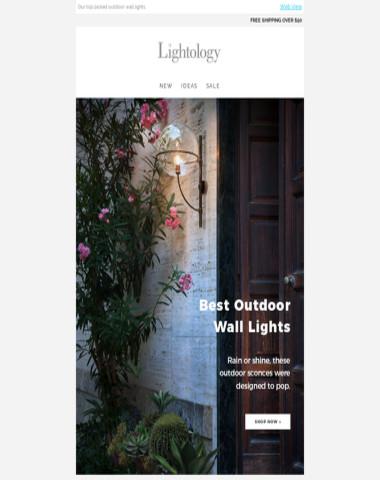 BEST Outdoor Wall Lights