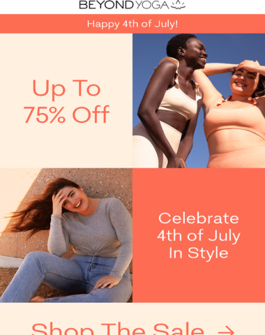 LAST CHANCE For 75% Off