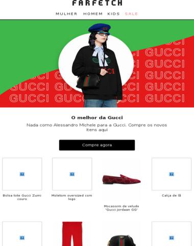 As novidades da Gucci que você precisa ver