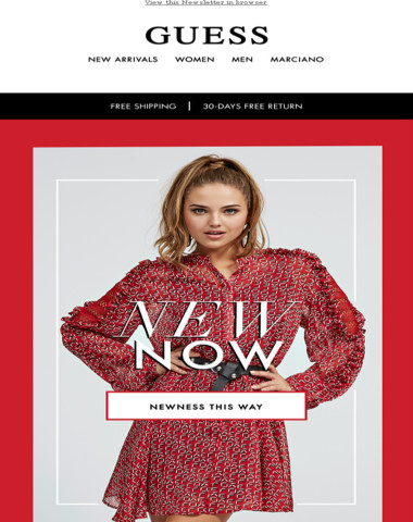Click quick to get the latest from fashion world