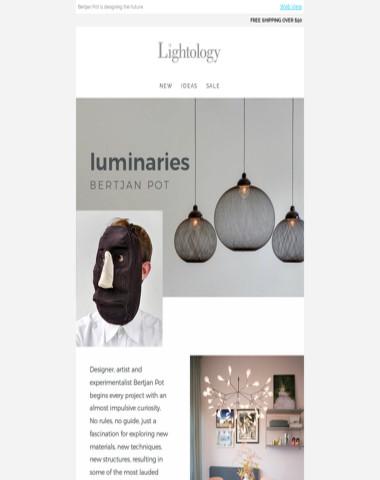 Luminaries: Bertjan Pot