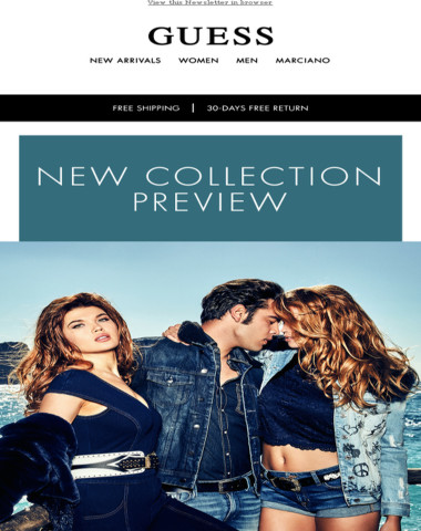 Exclusive Preview - Our new unmissable collection has arrived