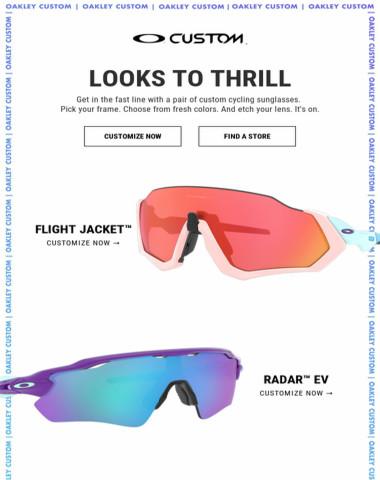 Take The Lead With Custom Cycling Sunglasses