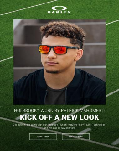 Kick Off A New Look