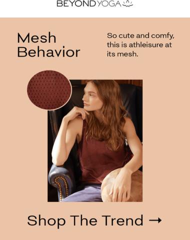 MESH BEHAVIOR