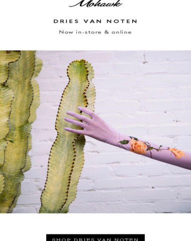 Dries Van Noten AW19 Women's   Now Online & In-Store