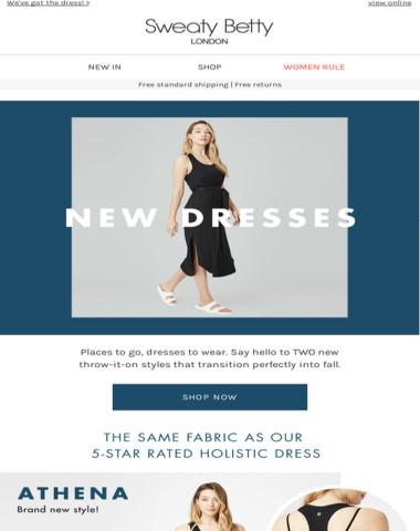New dresses alert!