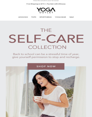 TO DO: practice Self-Care ?
