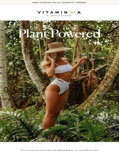 Plant Powered Swim