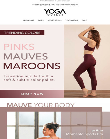 Color Theory: Trending Hues ?