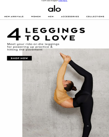 Our Most Essential Leggings Ever