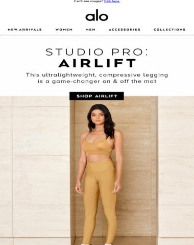 The Yogi-Approved Legging Is A Studio Staple ❤️