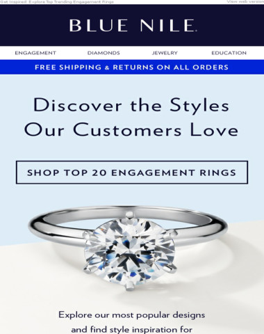 Check Out These Top 20 Engagement Rings ?