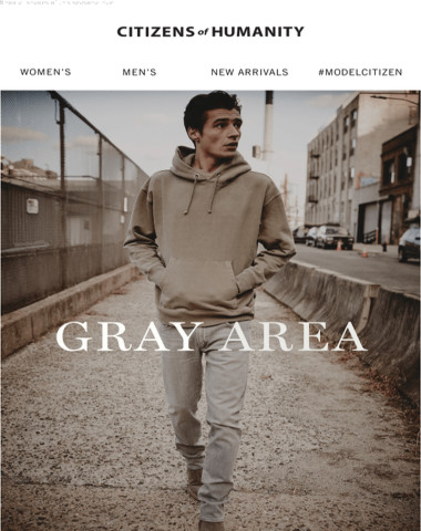 For Him: Gray Area