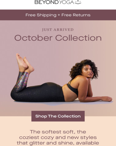 ARRIVED: OCTOBER COLLECTION