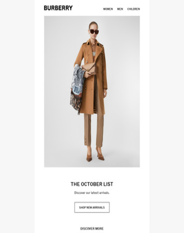 New in: our Latest Coats