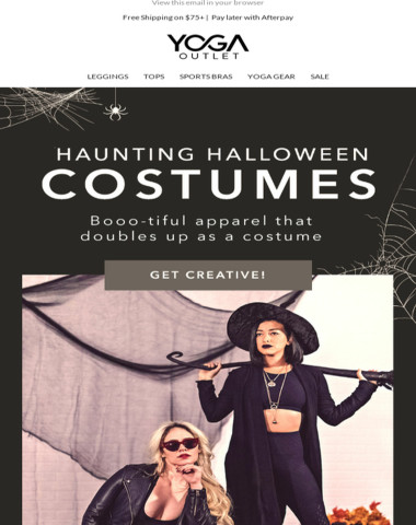 Create Your Own Costume ?? Inspiration Inside