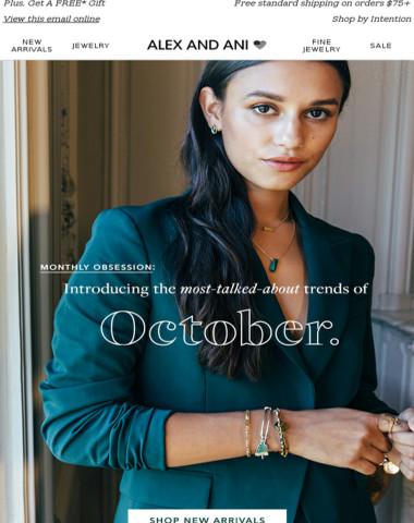 Our Monthly Obsessions: October Edition ✨